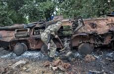 Phe ly khai nghi ngờ Ukraine dùng vũ khí hóa học ở Slavyansk