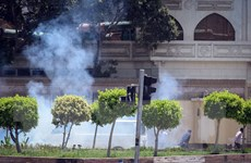 """Tổng thống Ai Cập thề """"trả đũa"""" sau vụ nổ ngoài dinh tổng thống"""
