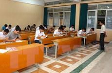 Bộ Giáo dục cảnh báo giám thị về thiết bị công nghệ trong kỳ thi