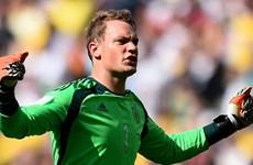 """Tốp 10 thủ môn """"đỉnh nhất"""" vòng chung kết World Cup 2014"""