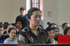 Y án tử hình hai đối tượng giết người ở Bà Rịa-Vũng Tàu