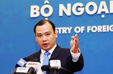 Việt Nam hoan nghênh Nghị quyết 412 của Thượng viện Hoa Kỳ