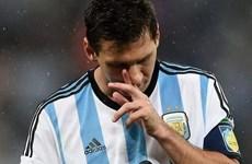 Gary Lineker: Messi không thể so sánh với Diego Maradona