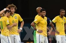 Thua bẽ mặt trước Hà Lan, Brazil nối dài những kỷ lục buồn