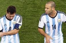 Mascherano: Thật bất công khi trút chỉ trích vào Leo Messi