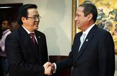 Đoàn đại biểu Đảng Cộng sản Việt Nam thăm CH Dominicana