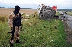 Ukraine tuyên bố xác định được địa điểm phóng tên lửa vào MH17