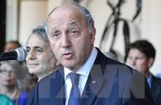 Pháp hối thúc một lệnh ngừng bắn khẩn cấp tại Dải Gaza