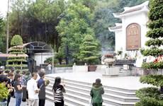 Mỗi ngày có hơn 1.000 lượt khách tới thăm di tích Ngã ba Đồng Lộc