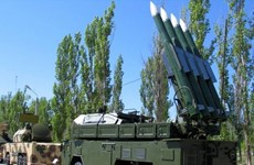 """Ukraine khẳng định Nga cấp """"vũ khí hạng nặng"""" cho quân ly khai"""