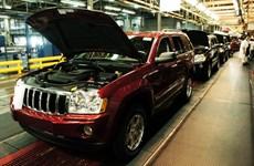 Chrysler báo lỗi hàng trăm nghìn xe đa dụng do lỗi kỹ thuật