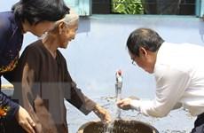 """TP Hồ Chí Minh khắc phục tình trạng """"khát"""" nước sạch"""