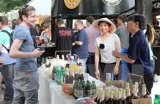Việt Nam tham gia Liên hoan Bia quốc tế Berlin lần thứ 18