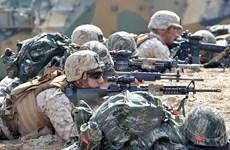 Triều Tiên đề nghị HĐBA họp khẩn về tập trận chung Mỹ-Hàn