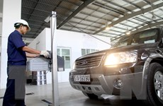 Đình chỉ công tác cán bộ đăng kiểm đòi tiền lái xe ở Bình Thuận