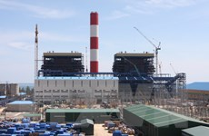 Tổ máy 1 Nhiệt điện Vũng Áng phát điện vượt công suất thiết kế