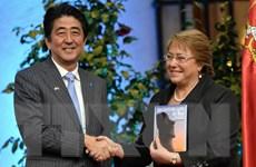 Nhật Bản chuyển hướng sang Mỹ Latinh: Đến sau, liệu có về trước?