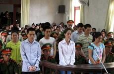 Tuyên 6 án tử hình trong vụ án ma túy lớn nhất tỉnh Điện Biên