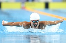 Kinh ngư Ánh Viên giành thêm huy chương bạc tại Olympic trẻ 2014