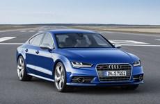 Audi A7 Sportback đời 2015 sẽ được bán tại thị trường Anh