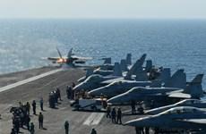 Mỹ tăng cường không kích và cân nhắc tăng quân ở Iraq