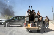 Mỹ rút lại tuyên bố về việc Ai Cập, UAE không kích ở Libya
