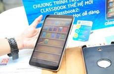 Tổ chức trải nghiệm sách giáo khoa điện tử Classbook 2 ở TP.HCM