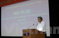 Đảng bộ Thông tấn xã Việt Nam quán triệt Nghị quyết TW 9