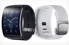 Samsung thông báo ra đồng hồ màn cong Gear S kết nối 3G