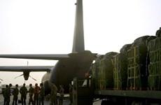 Australia tham gia chiến dịch không vận vũ khí ồ ạt đến Iraq