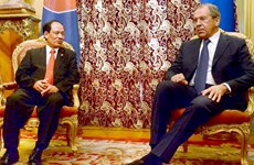 Tổ chức hội thảo quốc tế về quan hệ Việt Nam, ASEAN-LB Nga