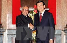 Không ngừng phát triển quan hệ Đối tác chiến lược Việt-Ấn