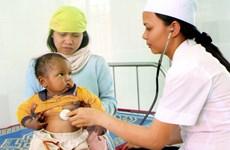 Các tỉnh vùng Tây Nguyên đều đã có trạm y tế ở cấp xã