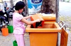 Xử lý rác thải hữu cơ tại gia đình ở Hưng Yên: Hiệu quả nhân đôi
