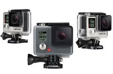 GoPro trình làng ba mẫu camera hành trình mới, quay phim 4K