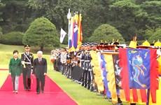 """""""Quan hệ Việt Nam-Hàn Quốc vào giai đoạn mới với triển vọng tốt đẹp"""""""