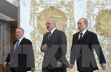 Belarus, Kazakhstan phê chuẩn Hiệp định Liên minh Kinh tế Âu-Á