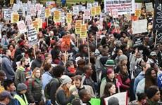 Mỹ: Biểu tình lớn phản đối vụ cảnh sát Ferguson bắn người
