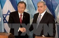 Tổng thư ký LHQ yêu cầu Israel ngừng khiêu khích Palestine