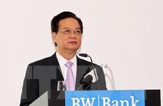 Thủ tướng kêu gọi doanh nghiệp Đức tăng đầu tư tại Việt Nam