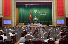 Quốc hội sẽ thông qua nhiều luật về tổ chức bộ máy nhà nước