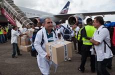 Báo Mỹ ca ngợi Cuba trong cuộc chiến ngăn dịch bệnh Ebola