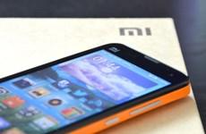 """""""Gã khổng lồ"""" điện thoại Trung Quốc Xiaomi tiến vào tốp 3 thế giới"""