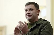 Ukraine: Người đứng đầu CHND Donetsk tự xưng nhậm chức