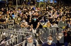 Hơn 1,83 triệu người Hong Kong ký đơn phản đối biểu tình