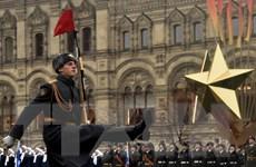 Nga, Belarus tổ chức hoạt động kỷ niệm 97 năm Cách mạng tháng 10