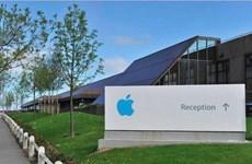 Apple và các hãng công nghệ lên tiếng bênh vực cho Ireland