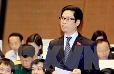 Quốc hội thảo luận một số nội dung dự Luật doanh nghiệp-sửa đổi