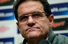 Fabio Capello kêu than vì bị Liên đoàn Bóng đá Nga nợ lương