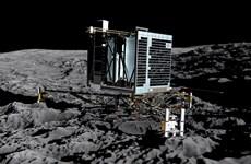 Thiết bị Philae đáp xuống sao Chổi tìm nguồn gốc của sự sống